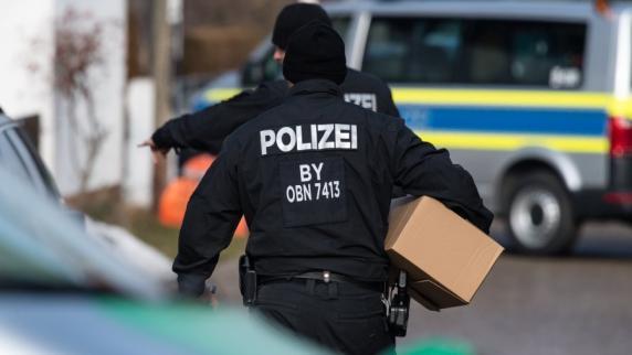 """Region: Mutmaßlicher """"Reichsbürger"""" bei Razzia im Kreis Dillingen verhaftet"""