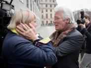 Augsburger Politikerin: Was Claudia Roth über das Treffen mit Richard Gere verrät
