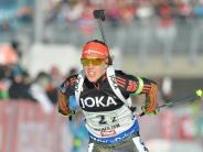 Biathlon-WM: Gelingt Laura Dahlmeier der nächste Coup?