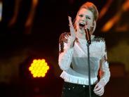 Eurovision Song Contest 2017: ESC 2017: Ukrainischer Sänger pöbelt gegen Nicht-Ukrainer