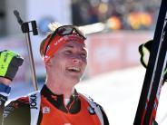 Biathlon-WM 2017: Deutschland holt Gold! Ergebnis des Herren-Sprints