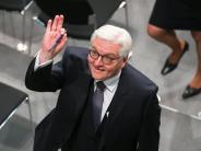 Leichte Sprache: Deutschland hat einen neuen Bundes-Präsidenten