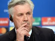 Champions League: Ancelotti will gegen Arsenal nicht volles Risiko gehen