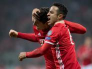FC Bayern: 5:1 - Bayern München dreht gegen Arsenal auf