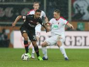 FC Augsburg: Leverkusen schlägt den FC Augsburg mit 3:1