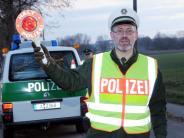 Polizeibericht aus Nördlingen: Betrunkener Fahrradfahrer gestoppt