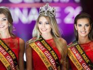 """Schönheitswettbewerb: Schülerin aus Sachsen wird """"Miss Germany"""""""