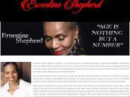 Leute: Ernestine Shepherd, die älteste Bodybuilderin der Welt