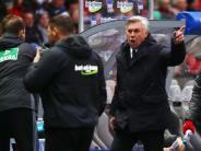 FC Bayern: DFB ermittelt nach Ancelottis Mittelfinger-Geste auch gegen Hertha
