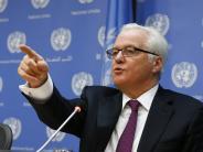 Russland-Botschafter: Russlands UN-Botschafter Tschurkin ist überraschend gestorben