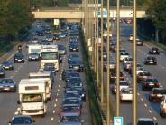 Verkehr: Die Stau-Hauptstadt: In München stehen Sie 49 Stunden im Jahr im Stau