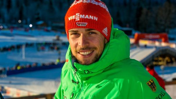 Ski-WM in Lahti: Vierfachsieg: Johannes Rydzek gewinnt Gold in der Kombination