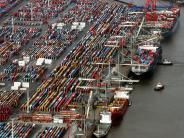 Handel: Export-Überschuss: Europäische Union ermahnt Deutschland
