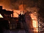 Maxvorstadt: Brand in München verursacht 750.000 Euro Schaden