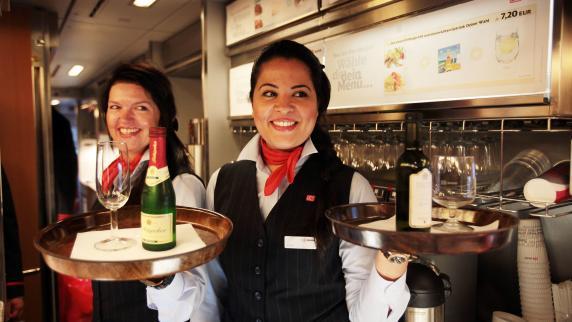 Deutsche Bahn: GDL-Chef Weselsky will Alkoholverbot in Zugrestaurants prüfen lassen