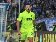 FC Augsburg: Einzelkritik: Bobadilla zeigt, warum er für den FCA so wertvoll ist