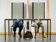 Bundestagswahl 2017: Bericht: Innenministerium will Smartphones in Wahlkabinen verbieten