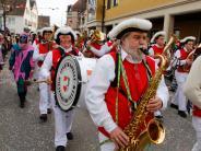 Dietenheim: Gumpiger, Messe und Umzug: Narren feiern in Ranzenburg