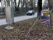 Augsburg: Streit um Plakate: Diese Änderungen sind angedacht