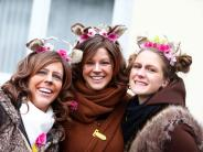 Fasching 2017: Umzüge und Partys: Die besten Bilder vom Faschings-Endspurt