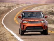 Neuvorstellung: Land Rover Discovery: Die Offroad-Ikone kann auch Stadt