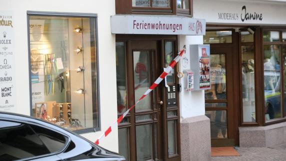 Allgäu: Raubüberfall auf Juwelier in Oberstdorf - Täter auf der Flucht