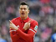 """Pressestimmen: FC Bayern gegen Schalke """"grotesk überlegen"""""""