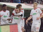 Bundesliga: FC Augsburg trotzt RB Leipzig einen Punkt ab