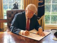 USA: Hawaii will gegen Trumps Einreiseverbot klagen