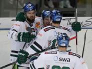 Augsburger Panther: Nürnberg kalt erwischt! Panther starten mit Sieg in die Play-offs