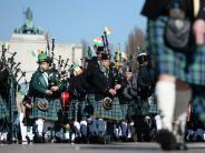München: München feiert Saint Patrick's Day mit bunter Parade