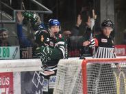 AEV: Augsburger Panther melden sich mit einem 4:0 zurück