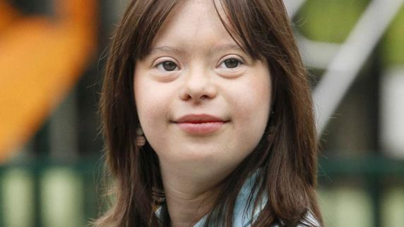 Erste Wetterfee mit Down-Syndrom: So hat Mélanie Ségard ihren Traum verwirklicht