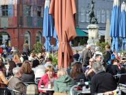 Bildergalerie: Frühlings-Tipps: Wo Augsburger gerne in der Sonne sitzen