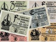 Geldgeschichte: Reichsmark: Als Billionen-Scheine Zahlungsmittel waren