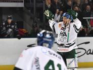 Eishockey: Gabe Guentzel bleibt bei den Augsburger Panthern