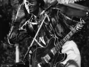 Zum Tod von Chuck Berry: Bilder aus dem Leben einer Rock 'n' Roll-Legende