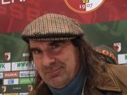 FC Augsburg: Warum Guildo Horn den FC Augsburg besuchte