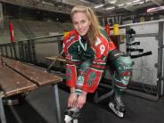 Porträt: Diese 17-Jährige ist Augsburgs erfolgreichste Eishockeyspielerin