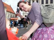 Augsburg: Mutter ärgert sich über Handy-Plakate des Landratsamtes