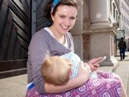 Kommentar: Anti-Handy-Plakate: Nicht nur Mütter damit ansprechen