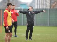 FC Augsburg: Warum Manuel Baum über die Länderspielpause froh ist