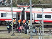 Schweiz: Vier Leichtverletzte bei Zugunglück in der Schweiz