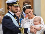 Königshaus Schweden: Nachwuchs in Schweden: Carl Philip und Sofia bekommen zweites Kind