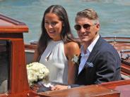 Fußballer-Hochzeiten: Ti amo! Warum Italien ein Sehnsuchtsort für Fußballer ist