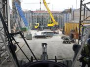 Augsburg: Tunnelarbeiten: Ein Hauch von U-Bahn für Augsburg