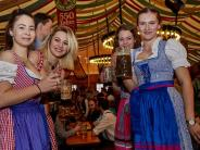 Augsburg: Die Volksfestsaison hat begonnen! Bilder vom Gögginger Frühlingsfest