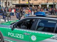 Leon Machère in Augsburg: YouTube-Star hat nach Spontan-Besuch Ärger mit der Polizei