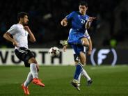 Nationalmannschaft: Fünftes Spiel, fünfter Sieg: Nationalteam weiter auf WM-Kurs