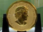 Berlin: Gestohlene Münze: Polizei ermittelt zu möglichen Helfern